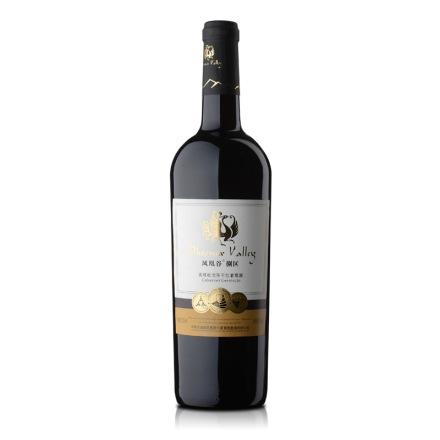 中国凤凰谷捌区高级蛇龙珠干红葡萄酒750ml