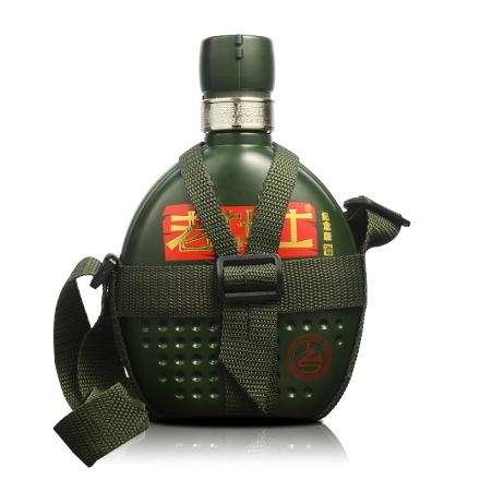52°老战士战酒背包带纪念版500ml