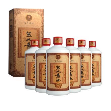 51°笨人煮酒2005 500ml(6瓶装)