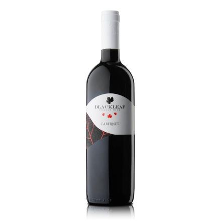 意大利拉提亚叶之藤赤霞珠干红葡萄酒750ml