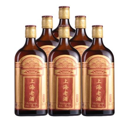 10°雅侬尚品六年陈上海老酒500ml(6瓶装)