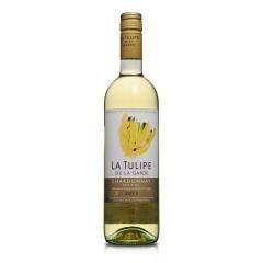 【清仓】法国进口白葡萄酒 圣霞多·郁金香庄霞多丽干白葡萄酒 750ml
