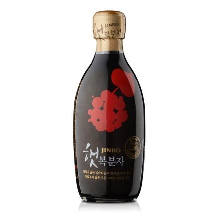 15°韩国真露 覆盆子375ml 滋养保健酒