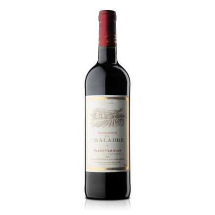 【清仓】法国圣时洋卡莱堡干红葡萄酒750ml