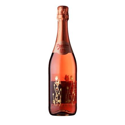 意大利激情飞扬玫瑰红低醇起泡葡萄酒750ml(乐享)