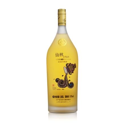 10°五粮液·仙林星座果酒—水瓶座1.85L