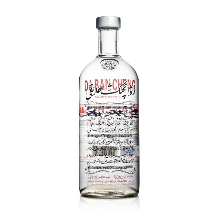 52°达坂城白酒750ml(双瓶装)