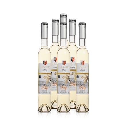 10°艾斯卡特Lily甜白葡萄酒375ml(6瓶装)