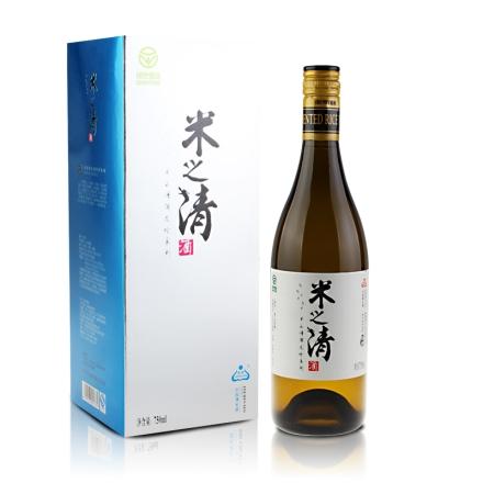 6-13°孝感生龙米之清酒龙吟750ml