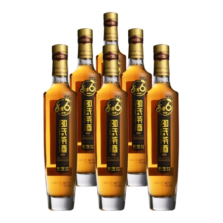 6°邵氏茶酒SOSIXO尙爵300ml(6瓶装)