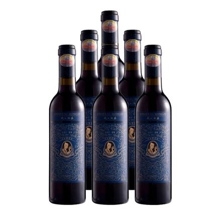 戎子酒庄小戎子蓝标干红葡萄酒(2011)375ml(6瓶装)