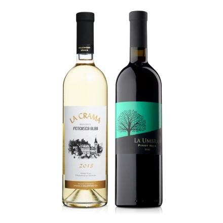 罗马尼亚布加斯套装葡萄酒