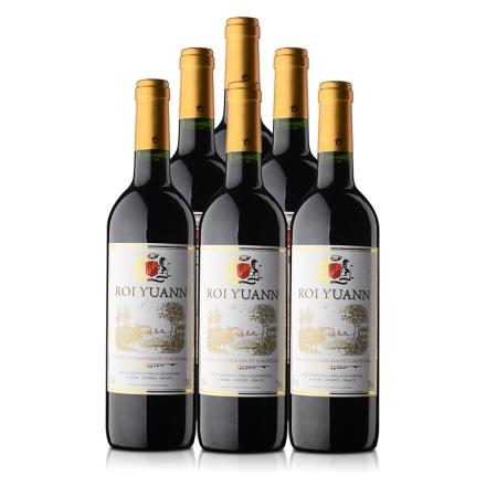 法国湟源特酿干红葡萄酒750ml(6瓶装)