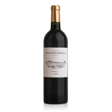 【名庄】法国酒庄鲁臣世家2008干红葡萄酒750ml