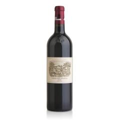 法国酒庄拉菲古堡2004干红葡萄酒750ml