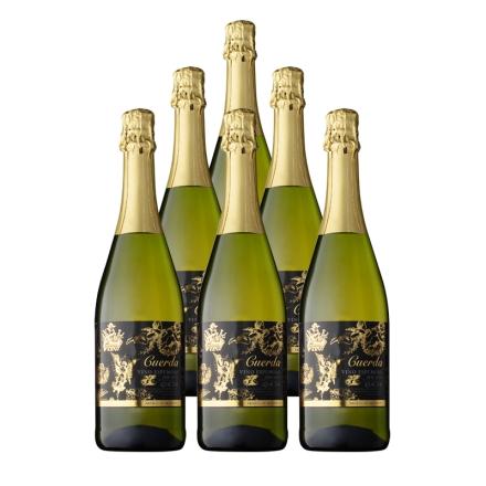 【清仓】西班牙福尔黛金标起泡葡萄酒750ml(6瓶装)