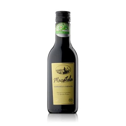 西班牙德尔加多马卡特拉干红葡萄酒187.5ml(乐享)