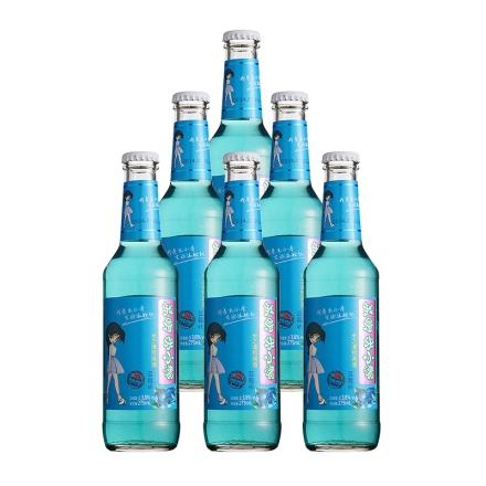 3.8°Msharp米锐(米之清预调酒-蓝莓味) 275ml(6瓶装)