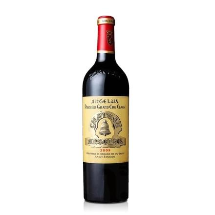 法国酒庄金钟古堡2009干红葡萄酒750ml