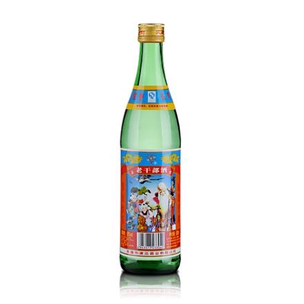 【清仓】50°老干部酒(绿瓶)500ml