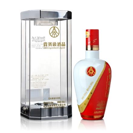 52°五粮液股份贵宾级酒品500ml