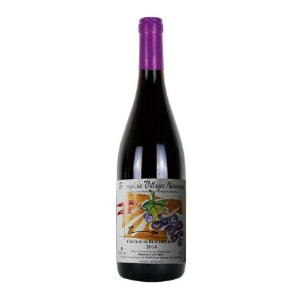 法国博若莱新酒 村庄级 小卡勒干红葡萄酒750ml