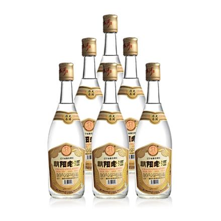 38°朝阳老酒500ml(6瓶装)