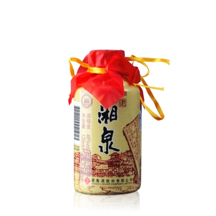 48°湘泉牌老湘泉125ml(非卖品)