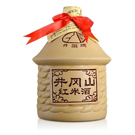 14.5°井冈山15年陈酿红米酒2500ml
