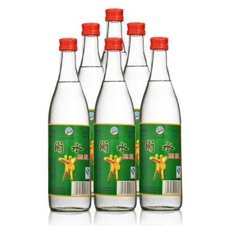 42°衡水陈酿500ml(6瓶装)