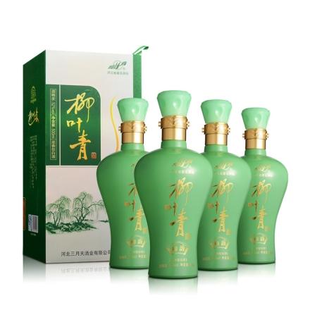 52°柳叶青柳韵 502ml(4瓶装)