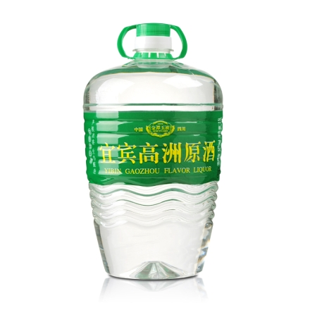 【清仓】52°高洲金潭玉液优质五粮原酒2500ml(2014)