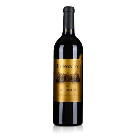 法国卡松古堡波尔多干红葡萄酒750ml