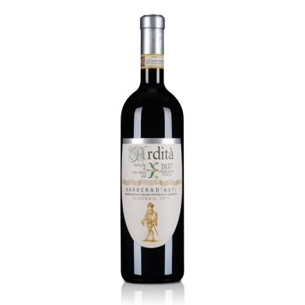 意大利爱蒂塔阿斯蒂巴贝拉干红葡萄酒750ml