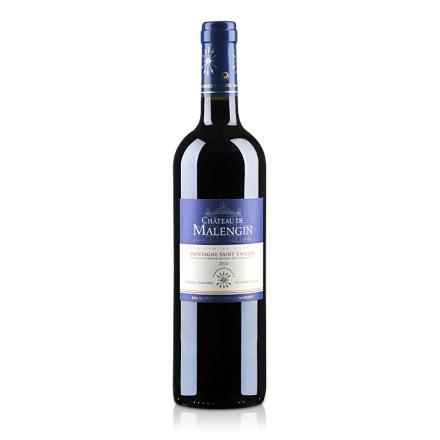 法国马龙古堡红葡萄酒