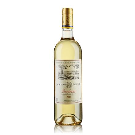 法国拉菲尚品波尔多法定产区白葡萄酒