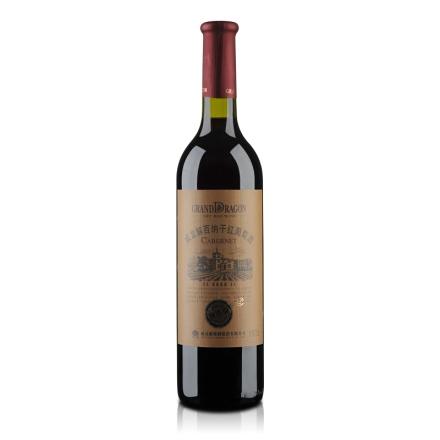 威龙 特选解百纳干红葡萄酒 750ml