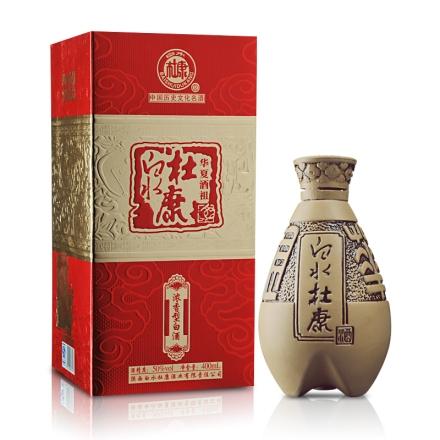 50°白水杜康华夏酒祖酒400ml