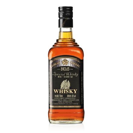 40°路易卡斯堡路易•金帝威士忌700ml