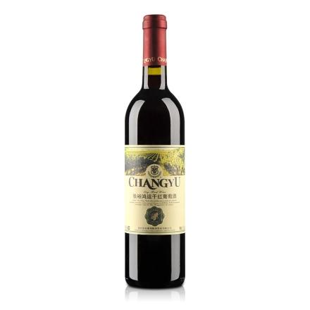 【清仓】张裕红酒鸿运干红葡萄酒750ml