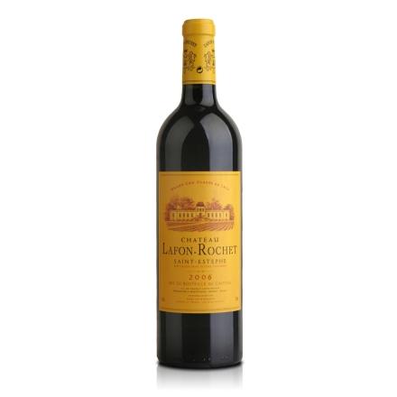 【名庄】法国拉芳罗榭酒庄2006干红葡萄酒750ml