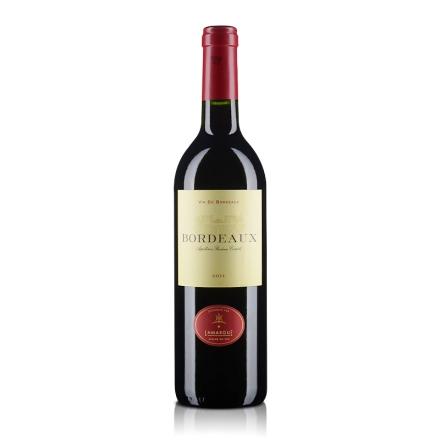法国拉马赫干红葡萄酒750ml