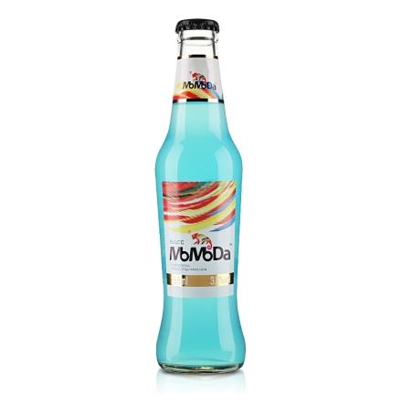 3.8°宝路喜momoda系列蓝莓味朗姆预调酒258ml