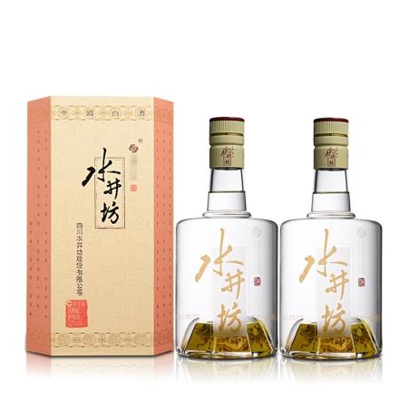 52°水井坊·井台瓶经典装500ml (双瓶装)