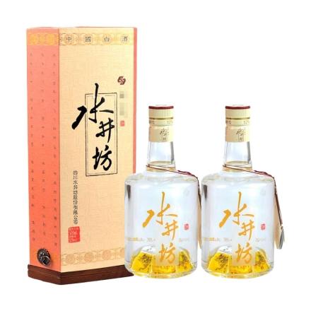52°水井坊井台装500ml(双瓶装)