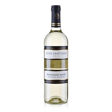 智利圣地亚歌长相思干白葡萄酒750ml