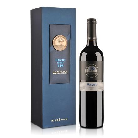 澳大利亚圣果树庄园安卡特设拉子干红葡萄酒750ml