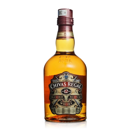 40°芝华士12年苏格兰威士忌700ml(36瓶装)