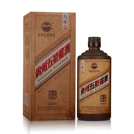 53°贵州五星酱酒(8)500ml