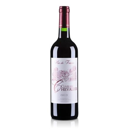 法国古崴骑士红葡萄酒 750ml(乐享)